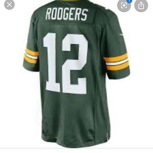 12 Aaron Rodgers Home Limited Jersey